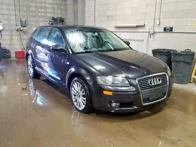 click here to view 2007 AUDI A3 2.0 PRE at IBIDSAFELY
