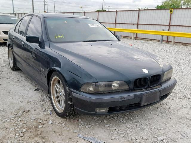 Salvage 2000 BMW 540 I for sale