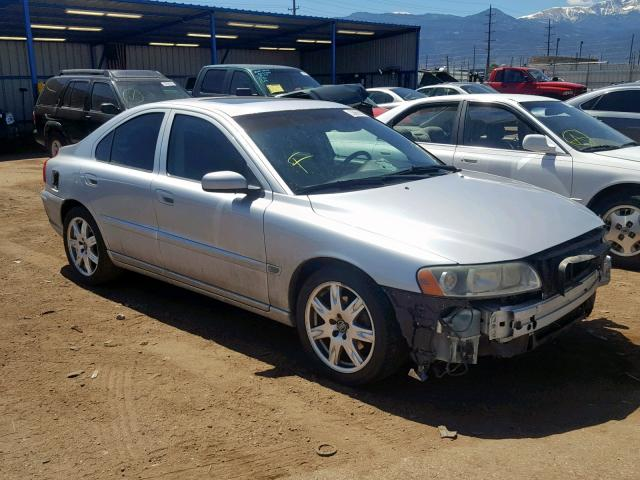 click here to view 2005 VOLVO S60 2.5T at IBIDSAFELY
