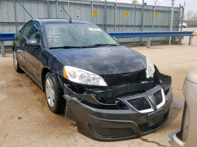 2010 Pontiac G6 Left Front View Lot 33446349