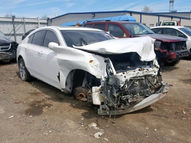 click here to view 2013 ACURA TL at IBIDSAFELY