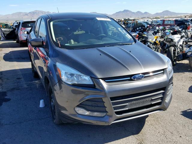 2015 Ford Escape Se 1 6l 4 For Sale In Las Vegas Nv Lot 33616429