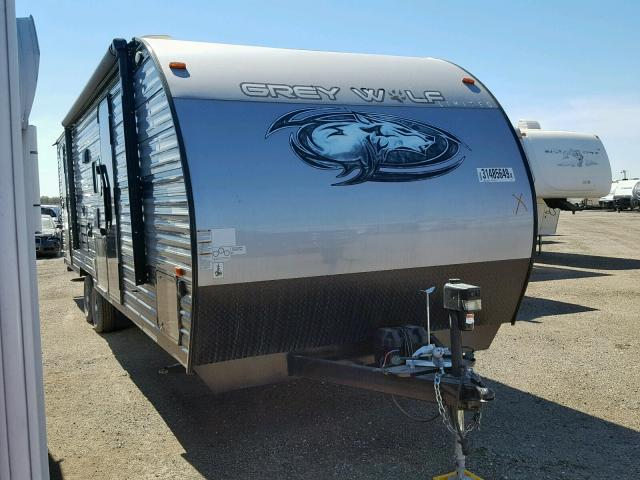 click here to view 2019 WILDWOOD GREY WOLF at IBIDSAFELY