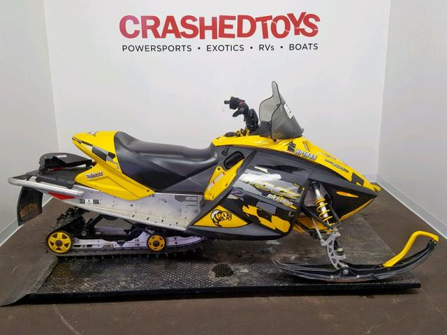 click here to view 2006 SKI DOO MXZ 500 SS at IBIDSAFELY
