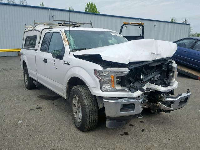 click here to view 2018 FORD F150 SUPER at IBIDSAFELY