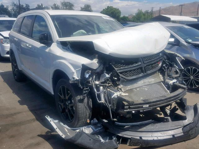 click here to view 2018 DODGE JOURNEY SX at IBIDSAFELY