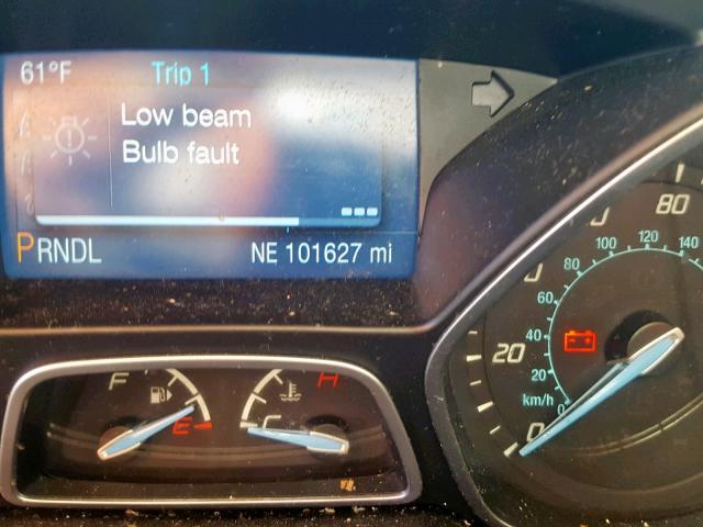 2014 Ford Focus Se 2 0L 4 for Sale in Harleyville SC - Lot: 33836699