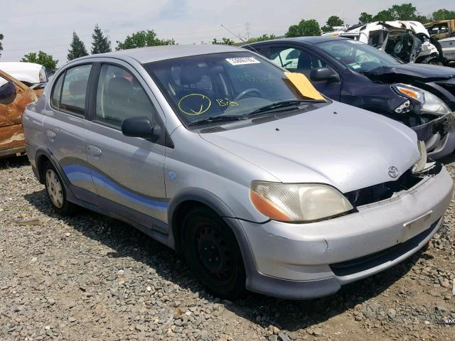 Salvage 2001 Toyota ECHO for sale