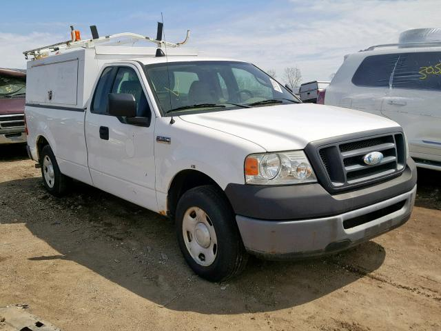 click here to view 2008 FORD F150 at IBIDSAFELY