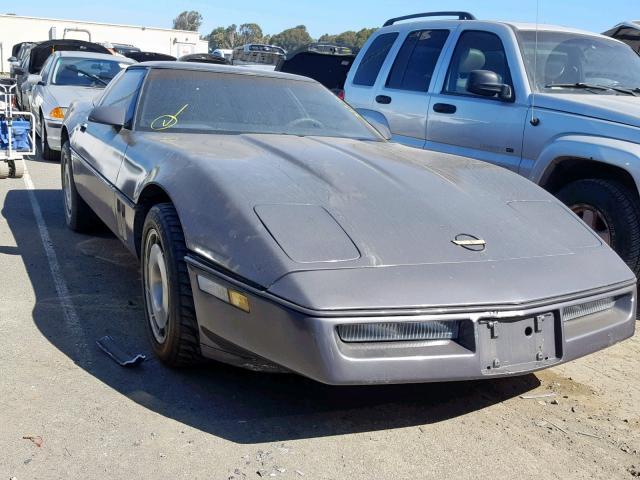 1g1yy0789g5111207 1986 Chevrolet Corvette In Ca