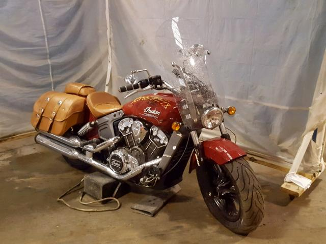 click here to view 2015 INDIAN MOTORCYCLE CO. SCOUT ABS at IBIDSAFELY