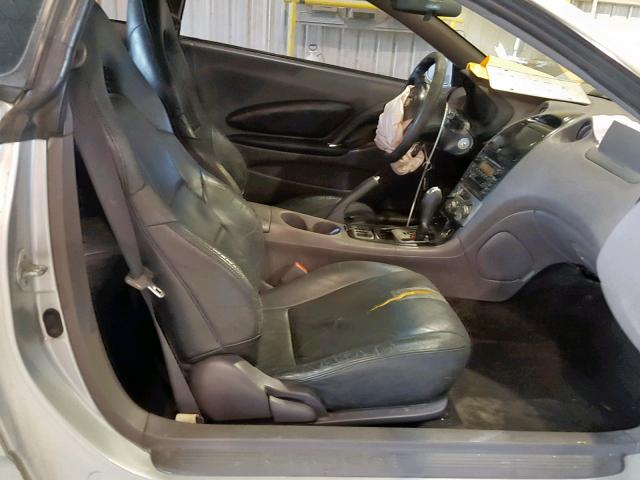Salvage Title 2001 Toyota Celica Hatchbac 1 8l 4 For Sale In