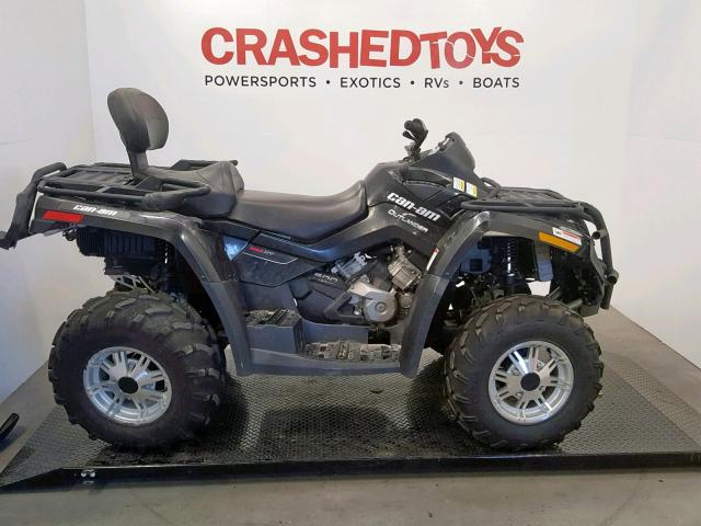click here to view 2012 CAN-AM OUTLANDER at IBIDSAFELY