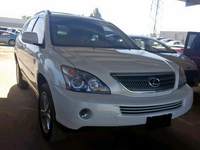 click here to view 2008 LEXUS RX 400H at IBIDSAFELY