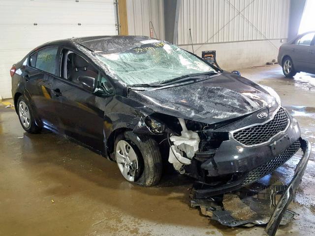 2016 KIA FORTE LX Photos | PA - PITTSBURGH SOUTH - Salvage Car