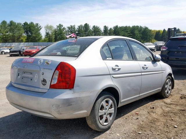2011 Hyundai Accent >> 2011 Hyundai Accent Gls 1 6l 4 For Sale In Finksburg Md Lot 34226279