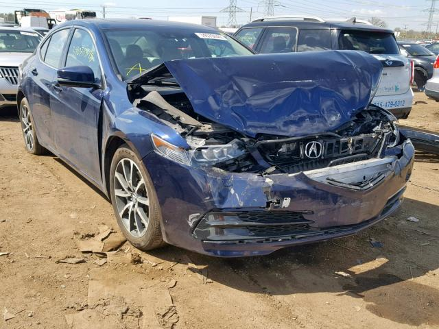 click here to view 2017 ACURA TLX TECH at IBIDSAFELY