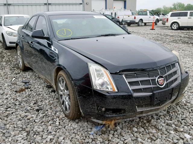 click here to view 2009 CADILLAC CTS HI FEA at IBIDSAFELY