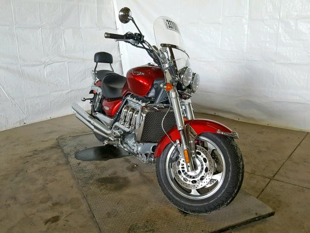 click here to view 2005 TRIUMPH MOTORCYCLE ROCKET III at IBIDSAFELY