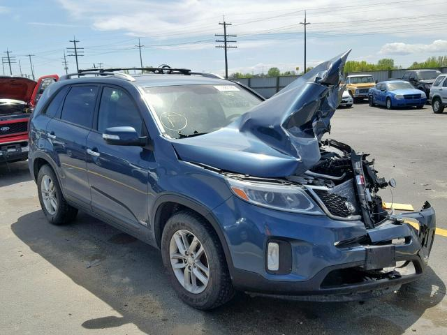 click here to view 2014 KIA SORENTO LX at IBIDSAFELY
