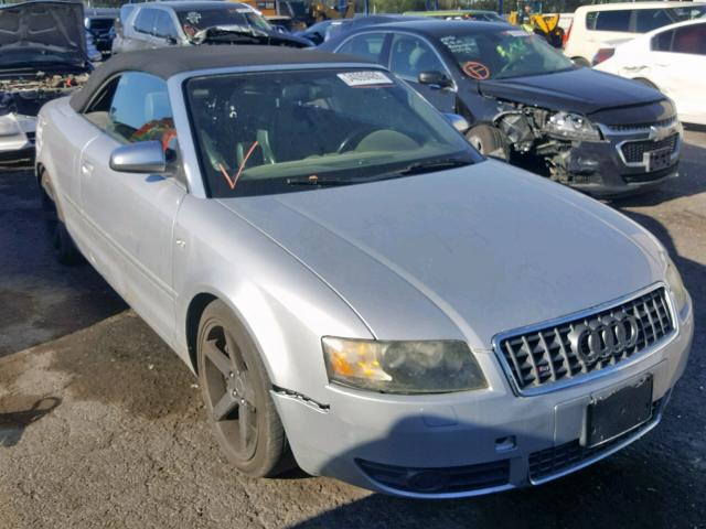 click here to view 2005 AUDI S4 QUATTRO at IBIDSAFELY