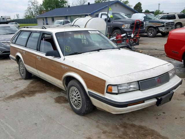 click here to view 1991 OLDSMOBILE CUTLASS CR at IBIDSAFELY