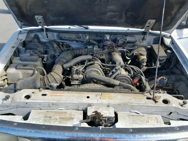 ford ranger 1997 engine
