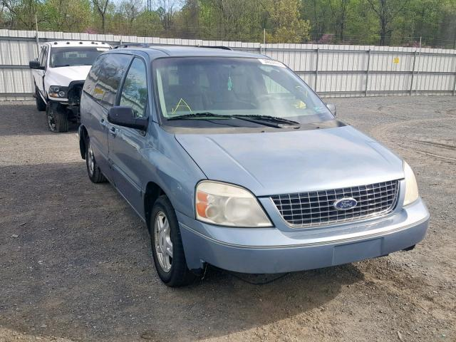 2005 Ford Freestar S Left Front View Lot 34034429