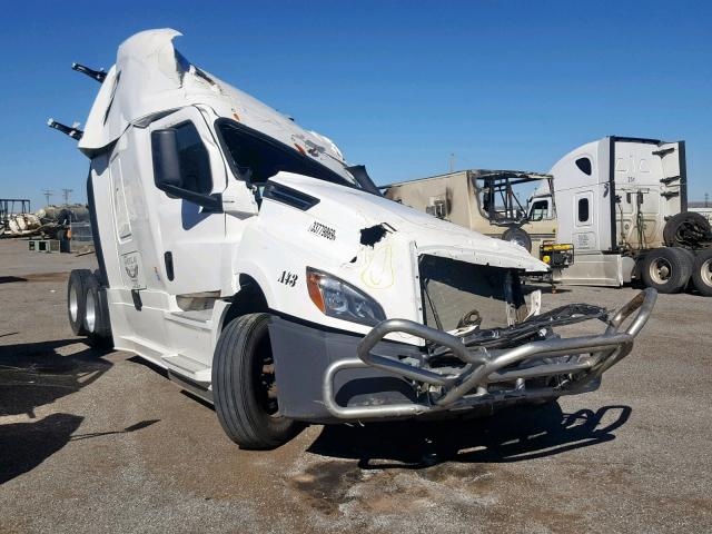 2019 freightliner cascadia 126 photos tx el paso salvage car auction on fri oct 04 2019 copart usa copart