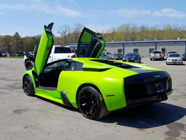 2004 Lamborghini Murcielago Photos Ny Newburgh Salvage Car