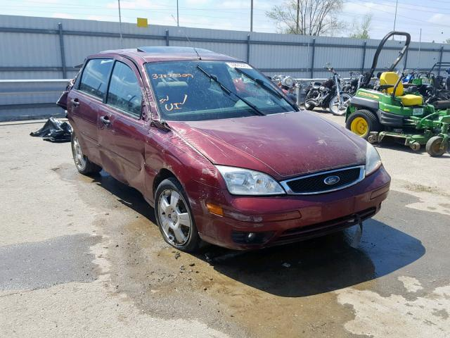 2006 Ford Focus ZX4 for sale in Des Moines, IA