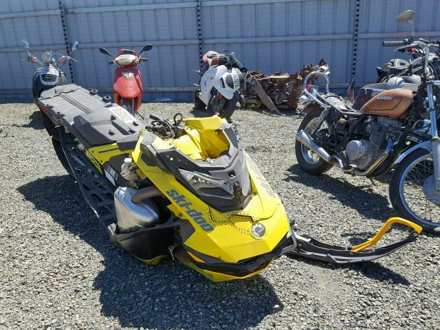 Skidoo salvage cars for sale: 2017 Skidoo Summit X 8