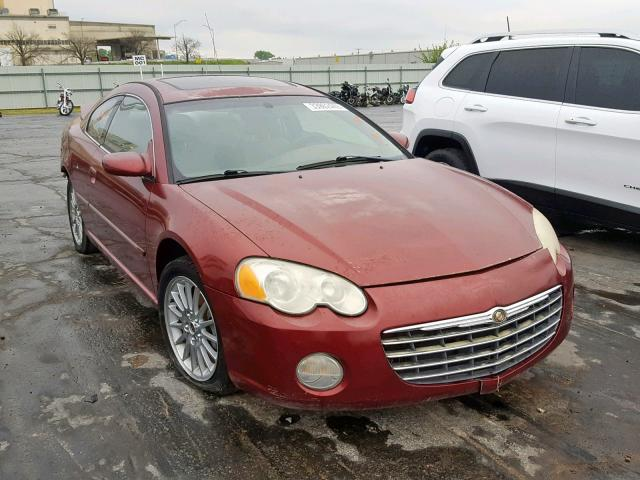 click here to view 2005 CHRYSLER SEBRING LI at IBIDSAFELY