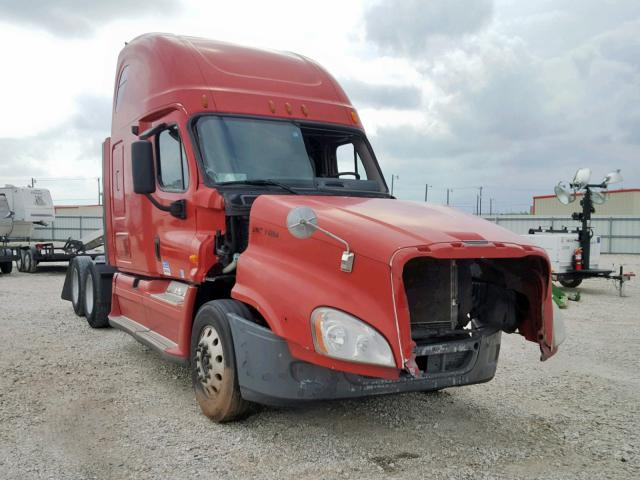 click here to view 2009 FREIGHTLINER CASCADIA 1 at IBIDSAFELY