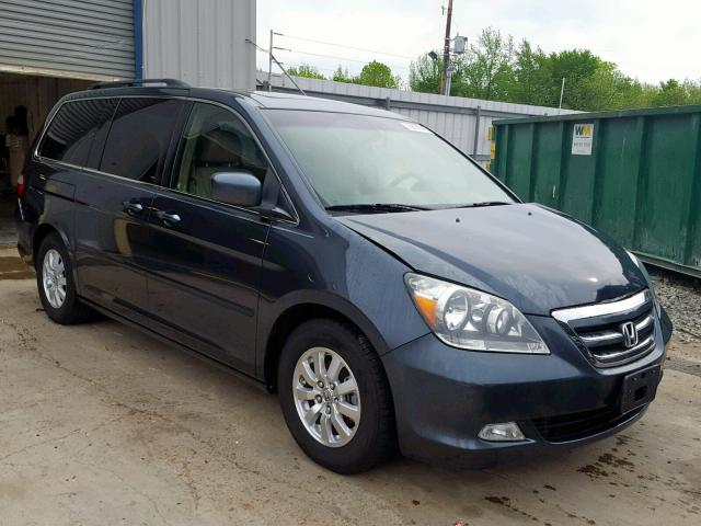 2005 Honda Odyssey To 3 5l 6 For