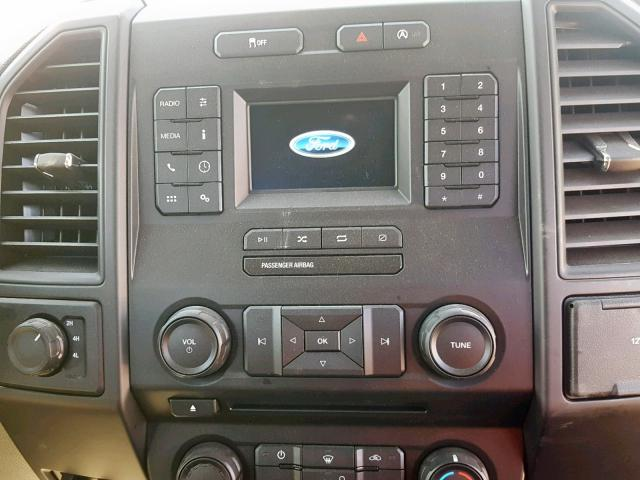 2018 Ford    Vin: 1FTFX1E52JKE03449