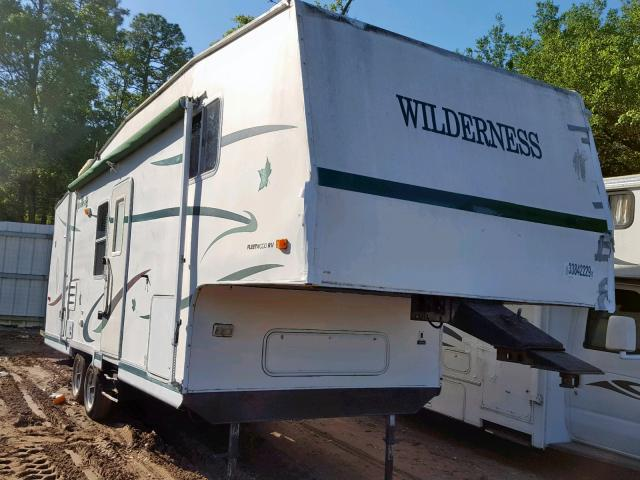 click here to view 2002 FLEETWOOD WILDERNESS at IBIDSAFELY