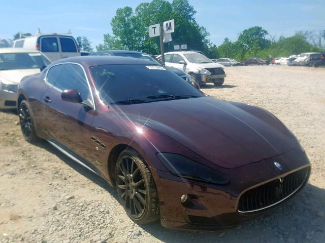 click here to view 2011 MASERATI GRANTURISM at IBIDSAFELY