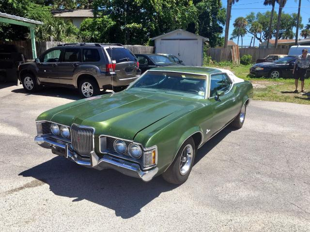 click here to view 1972 MERCURY COUGAR at IBIDSAFELY