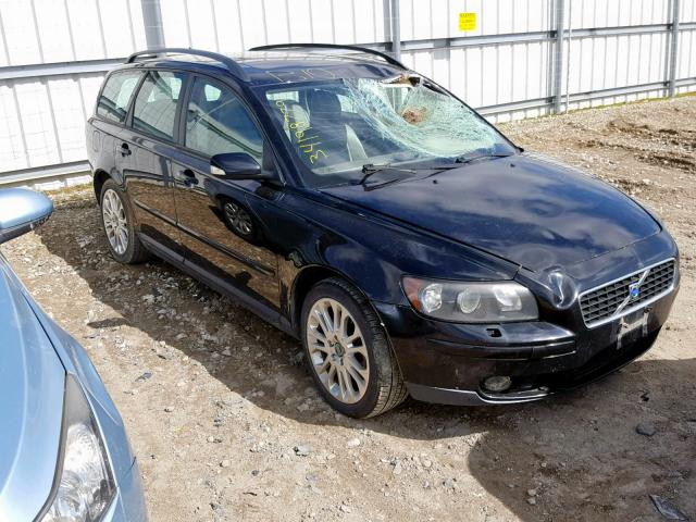 Salvage 2005 VOLVO V50 - Small image. Lot 34198779