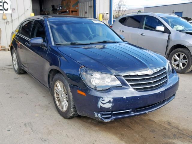 1c3lc56k57n546787 2007 Chrysler Sebring To 2 4l Left View