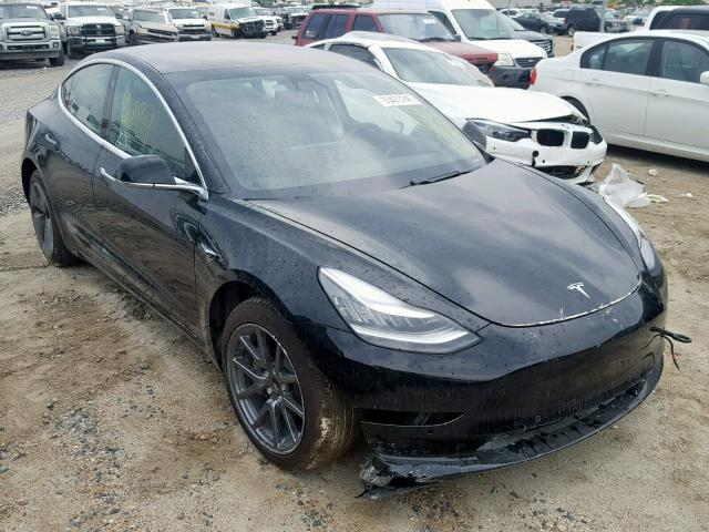 Auto Auction Ended On Vin 5yj3e1ea3jf122845 2018 Tesla Model