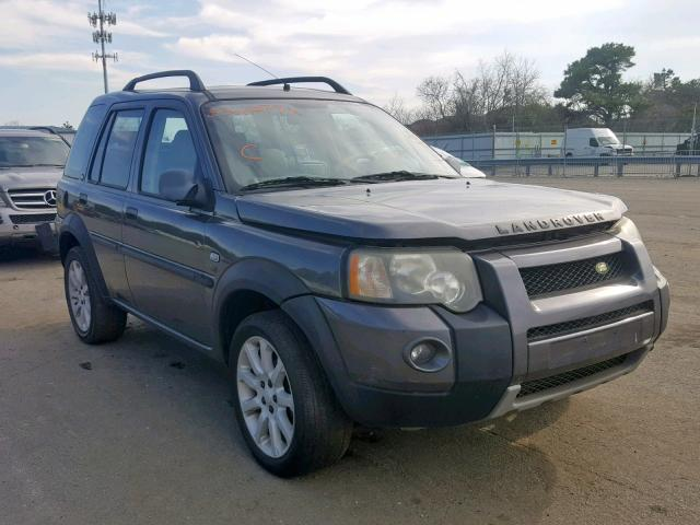 click here to view 2005 LAND ROVER FREELANDER at IBIDSAFELY