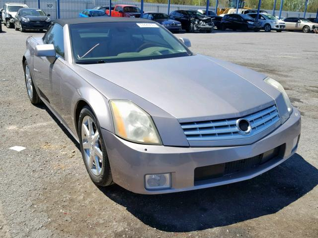 click here to view 2005 CADILLAC XLR at IBIDSAFELY