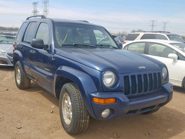 click here to view 2004 JEEP LIBERTY LI at IBIDSAFELY