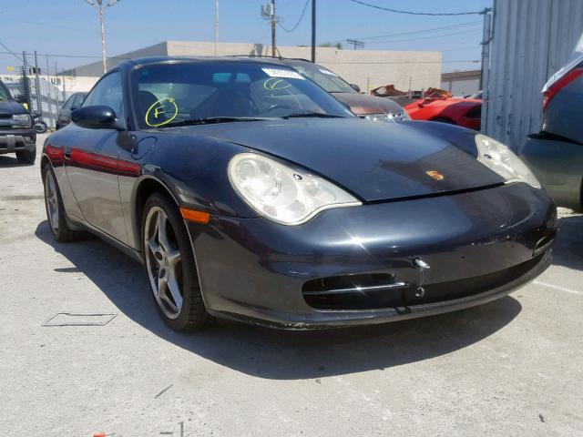 click here to view 2004 PORSCHE 911 CARRER at IBIDSAFELY