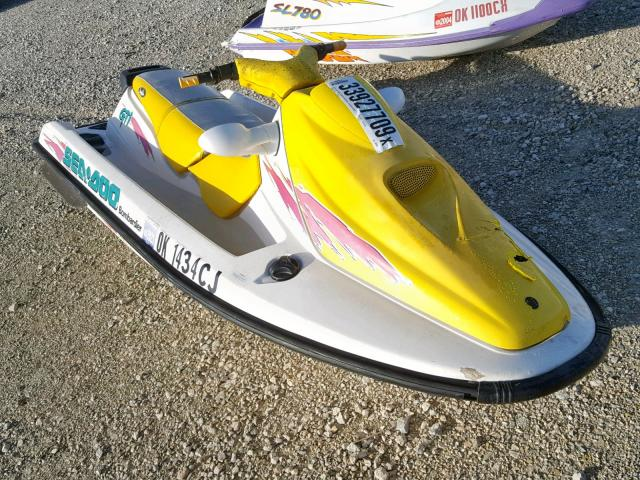 Salvage 2000 Seadoo BOMBARDIER for sale