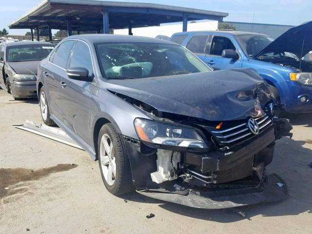 click here to view 2013 VOLKSWAGEN PASSAT SE at IBIDSAFELY