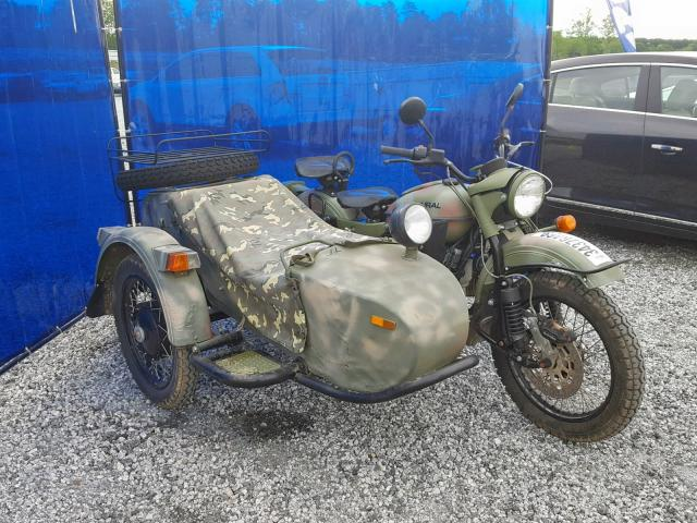 click here to view 2010 URAL MOTORCYCLE at IBIDSAFELY