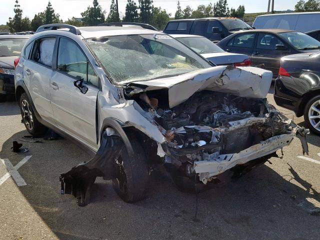 Auto Auction Ended on VIN: JF2GPABC2G8262056 2016 Subaru